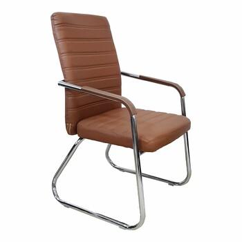 Конференц-кресло (коричневое) No.004