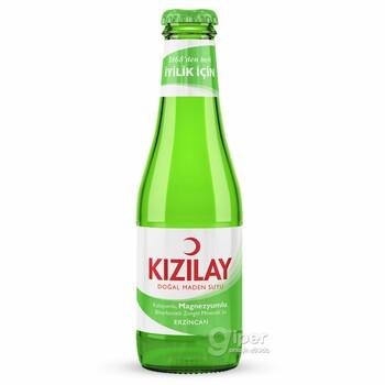 """Минеральная вода KIZILAY """"Erzincan"""" 200 мл"""