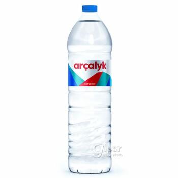 """Стерилизованная вода """"Arçalyk"""" 1,5 л"""