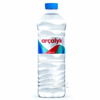 """Стерилизованная вода """"Arçalyk"""" 0,5 л"""