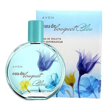 """Парфюмированная вода Avon """"Bouquet Bleu"""" для нее, 50 мл"""