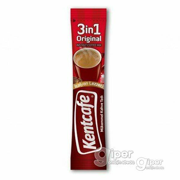 """""""Kentcafe"""" 3 в 1 Original Coffee, 15 г"""