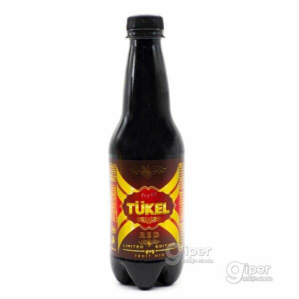 """Безалкогольный газированный напиток """"TÜKEL"""" Ананас и апельсин, 400 мл"""