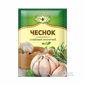 """Чеснок сушёный молотый """"Магия Востока"""", 10 г"""