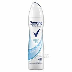 Антиперспирант спрей Rexona Cotton dry, 150 мл