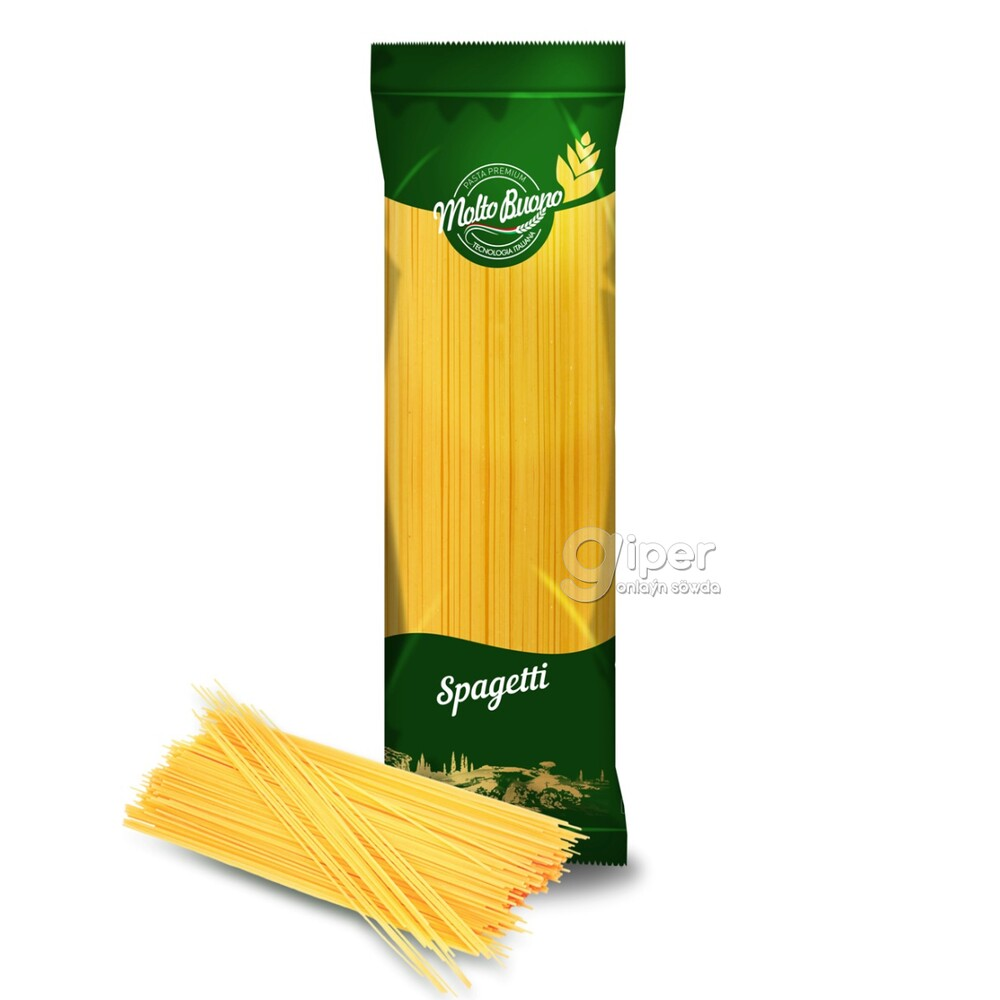 "Макароны Molto Buono ""Спагетти"", 500 г"