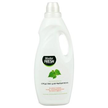 """Экологичное средство для мытья полов """"Master fresh"""", 1000 мл"""