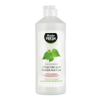 Экологическое средство для мытья посуды «Master Fresh» Eco Line, 500 мл