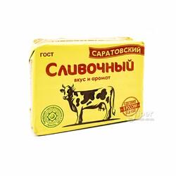 """Маргарин """"Сливочный"""" Саратовский, 150 г"""