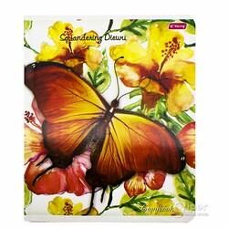 """Общая тетрадь """"YaLong"""" Butterfly, 48 листов в клетку"""