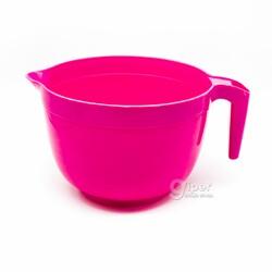 """Чаша для миксера с мерной шкалой """"Bereketli eller"""" розовая, 3.4 л (BEH)"""