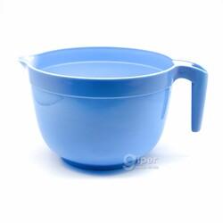 """Чаша для миксера с мерной шкалой """"Bereketli eller"""" голубая, 3.4 л (BEH)"""