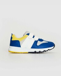 Синие кроссовки, 25
