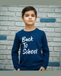"""Back to school"" футболка, 10-11 лет"