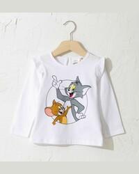 """""""Tom & Jerry"""" футболка, 9-12 месяцев"""