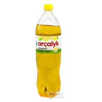 """Газированный напиток """"Лимонад"""" от Arçalyk, 1.5 л"""