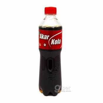 """Газированный напиток Akar """"Кола"""" 0.5 л"""