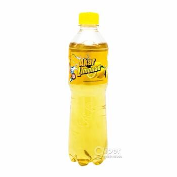 """Газированный напиток Akar """"Лимонад"""" 0.5 л"""